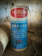 Eveready Dry Cell Battery (Jeff Sullivan (www.JeffSullivanPhotography.com)) Tags: california park camera travel copyright usa building abandoned jeff mobile rural photography photo interiors phone unitedstates state antique decay interior battery cell july images historic ghosttown products bodie 20 sullivan bridgeport wildwest workshops iphone 2014 5s easternsierra eveready monocounty batttery visitca visitcalifornia iphoneography shotoniphone bdsh unioncarbion visitmonocounty visiteasternsierra caliparks