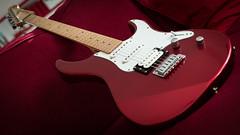 Yamaha Pacifica (Julien Leplumey) Tags: yamaha pacifica guitare