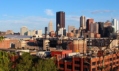 Across The North Shore (Eridony (Instagram: eridony_prime)) Tags: urban skyline downtown pittsburgh cityscape pennsylvania northshore goldentriangle centralbusinessdistrict alleghenycounty