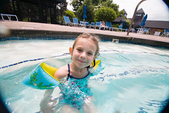 _MG_4815-392 (k.a. gilbert) Tags: wet water pool swimming bag outside outdoors lucy drops naturallight case handheld splash fullframe 116 waterproof uwa tokina1116mmf28 dicapacwps10 canon5dc newport2014