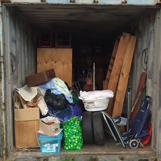 Shipping Container of Chaos