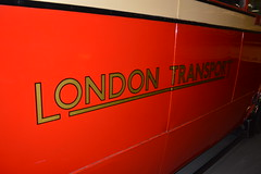 London Transport (PD3.) Tags: uk england bus london buses museum vintage garden transport sightseeing covent seeing sight preserved lt psv pcv