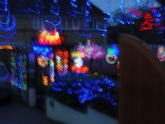 2015 01 01 013  Gillingham, Dorset, New Year (Mark Baker.) Tags: christmas new uk winter england english lights photo europe day baker britain mark united great north january kingdom photograph dorset gb british years gillingham 2015 picsmark