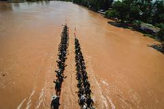 drive north | d6 tha wang pha longboat festival