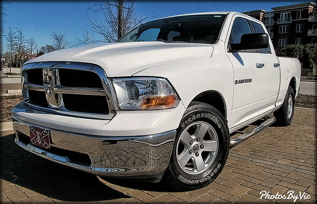 truck pickup 11 dodge ram 2011