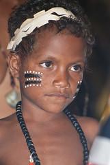 Girl of Ware Island (Sven Rudolf Jan) Tags: traditional papuanewguinea alotau wareisland canoeandkundufestival
