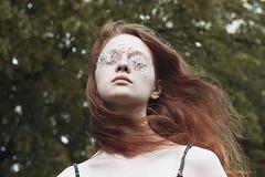 You are all I see (alexandra_bochkareva) Tags: red girl beauty look hair ginger eyes bright russia bokeh sensual redhead concept helios girlish bochkareva
