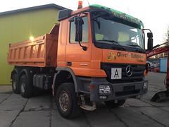 MB Actros 3346 (Vehicle Tim) Tags: truck mercedes tipper kipper mb fahrzeug lkw actros