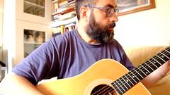Buckets of rain. (Miguel ngel 13) Tags: guitar folk song guitarra cover e bobdylan singer acoustic acousticguitar versin cancin bucketsofrain guitarraacstica opend mimayor dylancover afinacinabierta