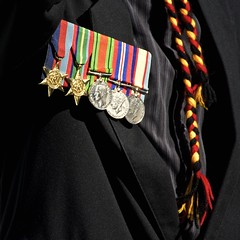 Indigenous Medals (Padmacara) Tags: square australia perth kingspark medals firstpeople shadowlight d7100 nikkor18140 indigenousveteranscommemorationservice