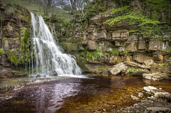 Catrake Force, Keld, North Yorkshire (DM Allan) Tags: waterfall force northyorkshire keld swaledale catrakeforce