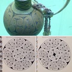 20160527_ZIA_Native_Inspiration (terem13) Tags: patterns zia zendala