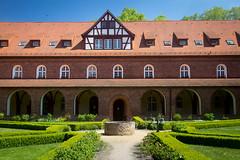 1X4A7395 (Andreas Kobs) Tags: sonne brandenburg kloster backstein lehnin