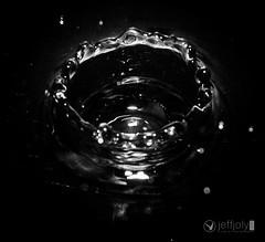 Black water drops (joly_jeff) Tags: sunset blackandwhite food sun paris travelling seine clouds photography timelapse travels louvre doubleexposure eiffel dslr tripleexposure focusstack 24105mm jewells canon5dmarkiii jewellerypics wwwjeffjolycom jeffjoly equipeinteractivecom