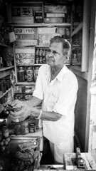 The Humble Pan Waala!! (vishalmaru) Tags: gujrat gujarat india jamnagar sika sikka gujrati village life rural ruralindia temple