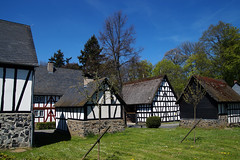 Historischer Weg Hachenburg (dieter.steffmann) Tags: fachwerk westerwald hachenburg landschaftsmuseumwesterwald