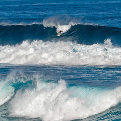 Hookipa Surfer (topendsteve) Tags: surf surfer maui hawaii hookipa