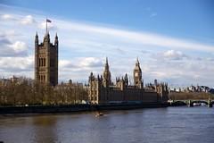 The Houses of Parliament (scottyrobson) Tags: uk bridge london tower clock tourism westminster thames river capital housesofparliament bigben landmark tourist government