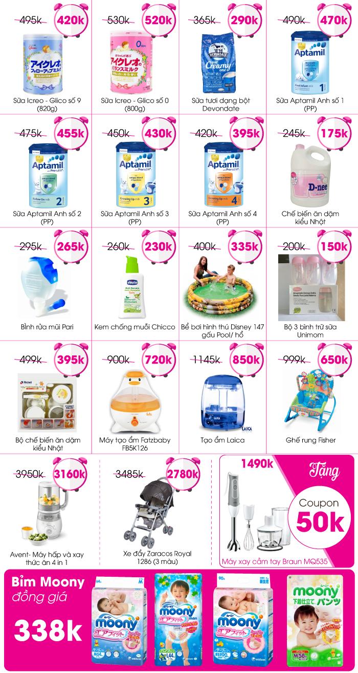 Lucky Friday: List sản phẩm giá vàng Online Thứ 6 ( 13/05/2016 )