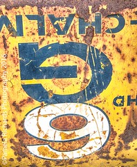 Printed in U.S.A. (lyta1138) Tags: ontario rust rockwood mcleansautowreckers