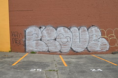 Seattle Graffiti (stinkaholic) Tags: seattle graffiti prove nbd kfm