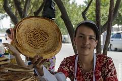 Il pane uzbeko