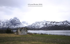 Lyngen_Tour_Mat_2016_V (LyonelPerabo) Tags: trees sea sky cloud white house mountain snow mountains tree ice water grass norway architecture clouds landscape outside grey coast norge spring skies cloudy snowy traditional north 19thcentury may architectural arctic coastal fjord nordic polar icy northern 19 xix 19th tromso tromsø troms 2016 northnorway lyngen xixthcentury xixth heimtun lyngenalps lyngsalpan