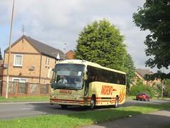 Andrews J9AOT Rawling Way, Hull (1280x960) (dearingbuspix) Tags: andrews hullcity hullcityafc tigertravel yn09aot j9aot
