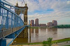 Cincinnati_0957 (allen ramlow) Tags: travel ohio urban river cincinnati sony front a6000