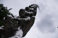 Beyond, and to, infinite (jasonlttl) Tags: nola sculpturegarden