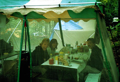 Camping Crows Nest 1987 08 (tineb13) Tags: park friends jean 1987 kelly laborday starr tillyard