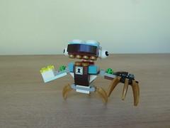 LEGO MIXELS TUTH LEWT MIX or MURP? Instructions Lego 41571 Lego 41568 (Totobricks) Tags: make mix lego howto instructions build stopmotion medix murp tuth 41571 41568 lewt series8 speedbuild mixels legomixels totobricks pyrratz lego41571 lego41568