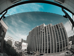 Alien Sky (NIKOZAR (Nicola Zaratta)) Tags: sky building alien cielo grattacielo palazzo samyang postproduzione tarnto olympusem10