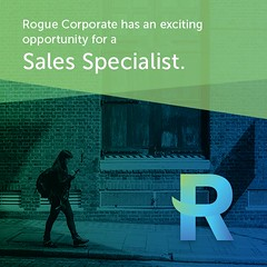 We're hiring! Send your resume to careers@roguecorporate.com! #RogueCorporate #StartYourFuture (roguecorporate) Tags: city corporate jobs events mo kansas rogue reviews promotions careers
