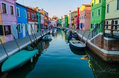Colores (Miguel Gomez Photo) Tags: color casa italia burano