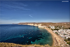 Aguamarga (juanmerkader) Tags: nikond750 picofftheday espaa spain almera sea beach cabodegata nikon picture pic europe sand travel marinas