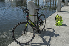 My Daily Transport (robertjamesstarling) Tags: cycling florida being over ran drivers hopeless