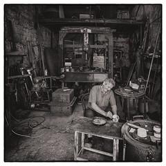 The Metal worker (Hans Kool) Tags: man turkey cyprus worker werken turkije oude werk metaal arbeid larnaca werker occupation werkplaats arbeider werkstatte metaalbewerking bezettting ciprioot