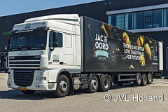 Daf XF 105.410  NL  'JAC van den OORD' 160623-088-c1 JVL.Holland (JVL.Holland John & Vera) Tags: holland netherlands truck canon europe transport nederland nl vervoer dafxf105410 jvlholland lovingpotatoes jacvandenoord