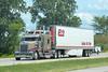 Erb Kenworth W900L (OH) (Trucks, Buses, & Trains by granitefan713) Tags: truck hood reefer erb 18wheeler kenworth tractortrailer bigrig longhaul largecar owneroperator trucktractor refrigeratedtrailer w900l kenworthw900l longhook