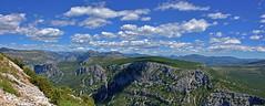 Route des crtes du Verdon (Diegojack) Tags: panorama france vacances nikon paysages rochers verdon montagnes 2016 routedescrtes nikonpassion d7200