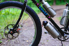 _DSC7835 (markreimer) Tags: crust df 26 bikes plus schmidt velocity rasta touring brooks xtr nitto chrisking shimano barend philwood dynamo cld dfl dually whiteindustries bikepacking 1x10