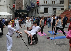 NYC Announces Citi Summer Streets 2016 (NYCDOT) Tags: summer streets lowermanhattan citi weekendwalks citibike nycdot vitacoco downtownalliance summerstreets sharedstreets ydanisrodriguez nyccouncilmember mayorbilldeblasio councilmembermargaretchin citisummerstreets