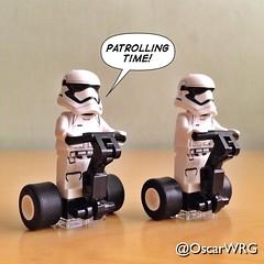 #FirstOrder #Stormtrooper #LEGO #StarWars #LEGOstarWars #Segway #LEGOsegway #SegwayPT #LEGOsegwayPT #TheForceAwakens #TFA @SegwayInc @starwars @lego_group @lego @bricksetofficial @bricknetwork @brickcentral (@OscarWRG) Tags: starwars lego stormtrooper segway legostarwars tfa firstorder segwaypt legosegway theforceawakens legosegwaypt