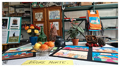 salle d'arts plastiques 2016-05-23 (mich53 - Thanks for 2700000 Views!) Tags: collgelavaucouleurs arts naturemorte cole manteslaville france art room school middle colors still life models plastic kunstraum schule college farben stillleben modelle bildende kunst education lehre enseignement