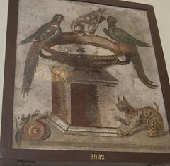 (Ragnvaeig) Tags: italy mosaic napoli naples nationalarcheologicalmuseum museoarcheologiconazionale