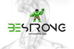 BE STRONG #2 with Lego Hulk (HI-RES FREE Poster SIzed) (Bible Verse Photo) Tags: desktop wallpaper 6 white comics poster typography high lego god 10 background smoke jesus creative free commons super lord christian hires legos hero be scifi strong hulk marvel sized 610 ephesians resloution