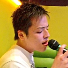 Microphone guy  (You0719) Tags: saliva japanese  japaneseguy mouth japaneseboy  boy microphone singing