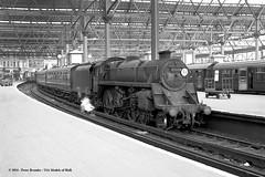 12/06/1963 - London (Waterloo). (53A Models) Tags: britishrailways standard 4 460 75068 steam passenger waterloo london train railway locomotive railroad