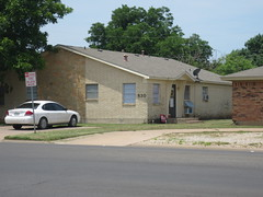 Our first house as a family (sraabs) Tags: hot texas miles goodfriends churchfamily ha2016